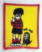 Dennis the Menace and Gnasher - Printed Patch
